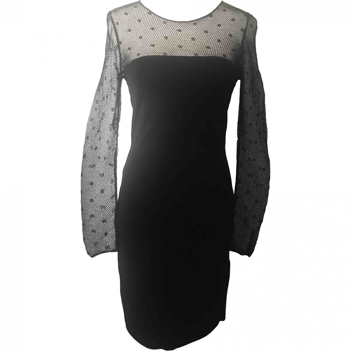 Saint Laurent \N Black dress for Women M International