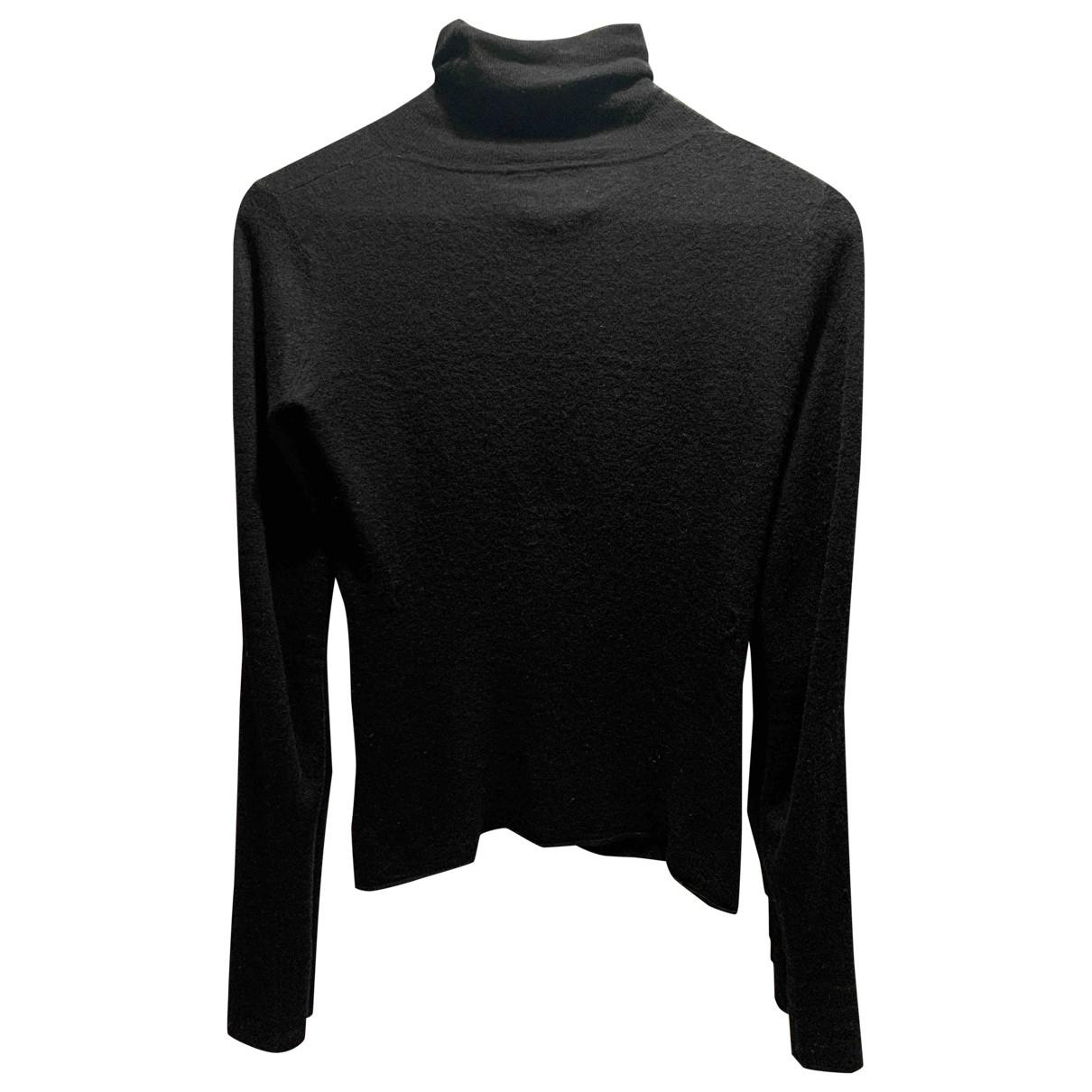 Hôtel Particulier \N Black Cashmere  top for Women 40 FR