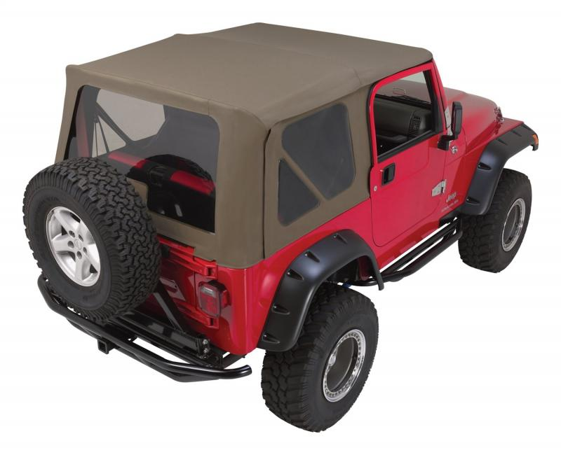 RT Offroad CT20336 Roof Jeep 1997-2006