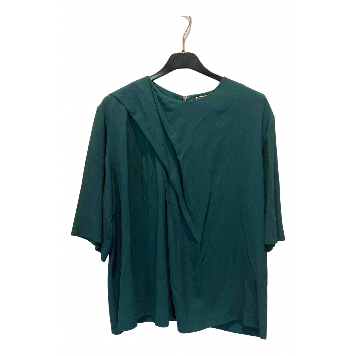 Msgm \N Green  top for Women 42 IT
