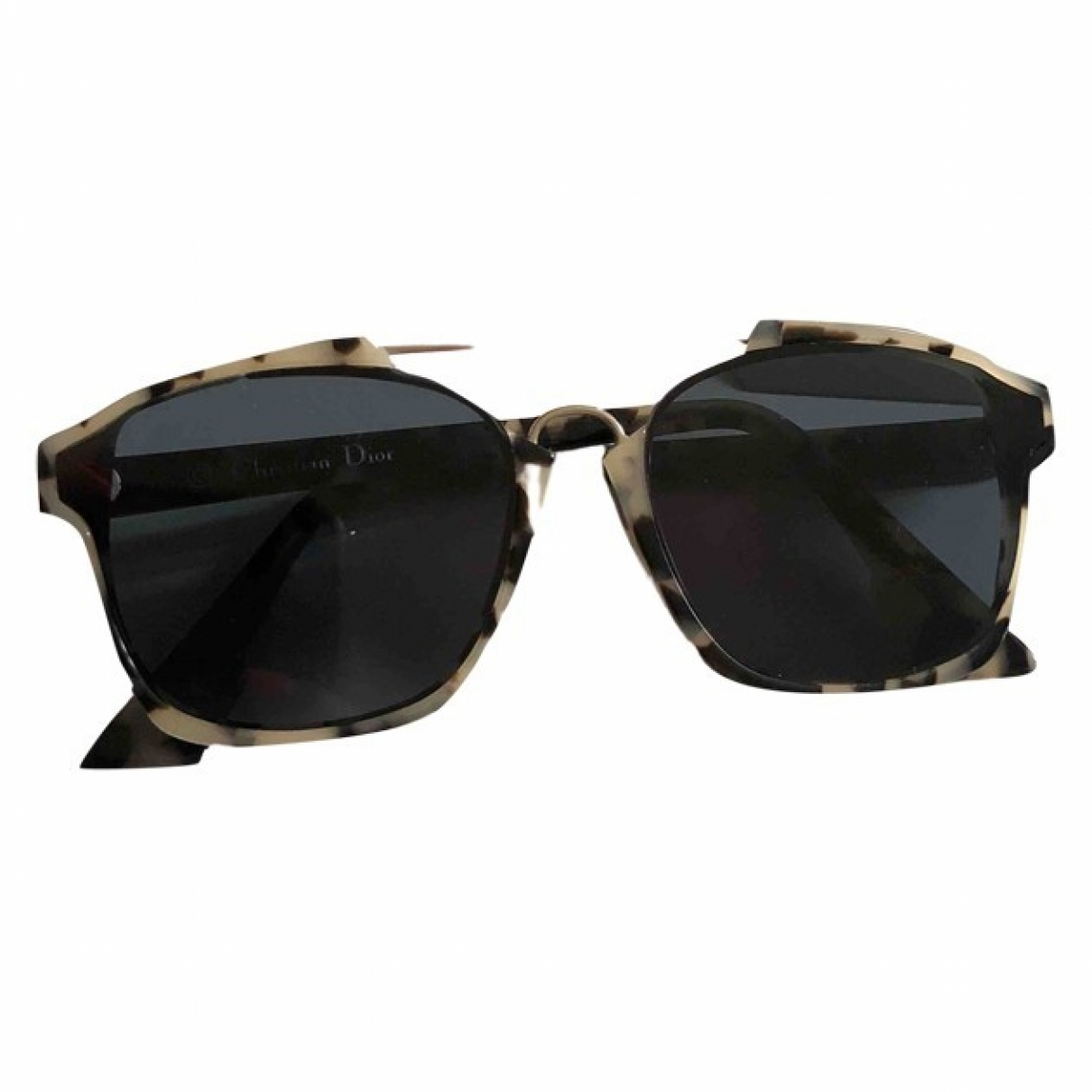 Dior Abstract Silver Sunglasses for Women \N