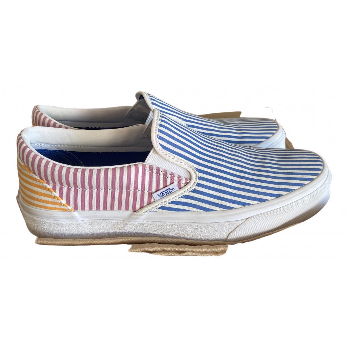 Vans - Baskets   pour homme en toile - multicolore