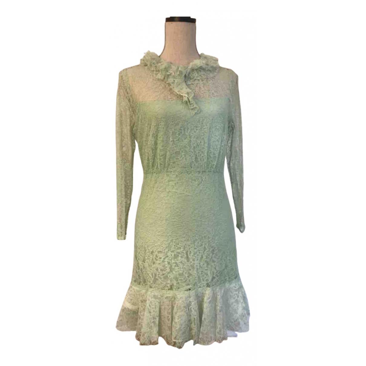 Sandro N Green dress for Women 38 FR
