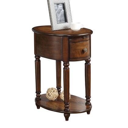 BM157266 Alluring Side Table  Dark Oak