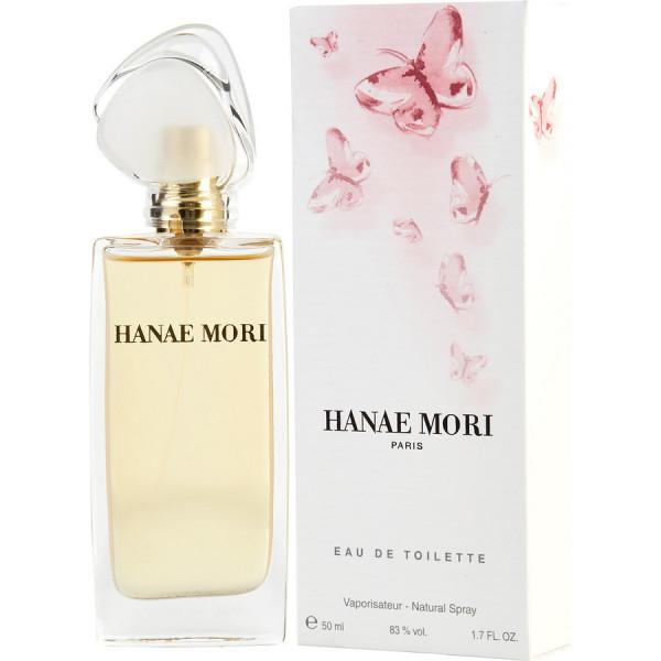 Hanae Mori Papillon Rose - Hanae Mori Eau de toilette en espray 50 ML