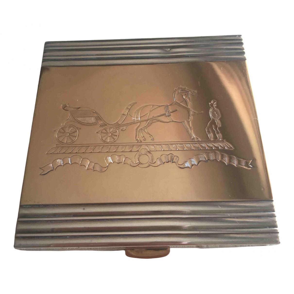 Objeto de decoracion de Plata Hermes