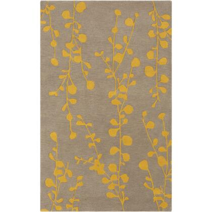 Athena ATH-5160 12' x 15' Rectangle Cottage Rug in Taupe