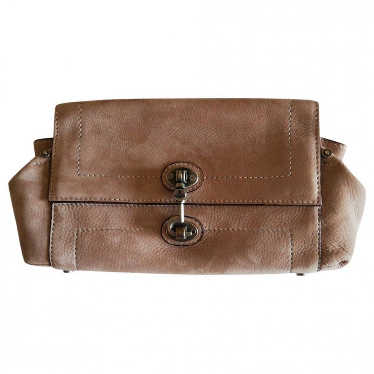 Vivienne Westwood \N Pink Suede handbag for Women \N