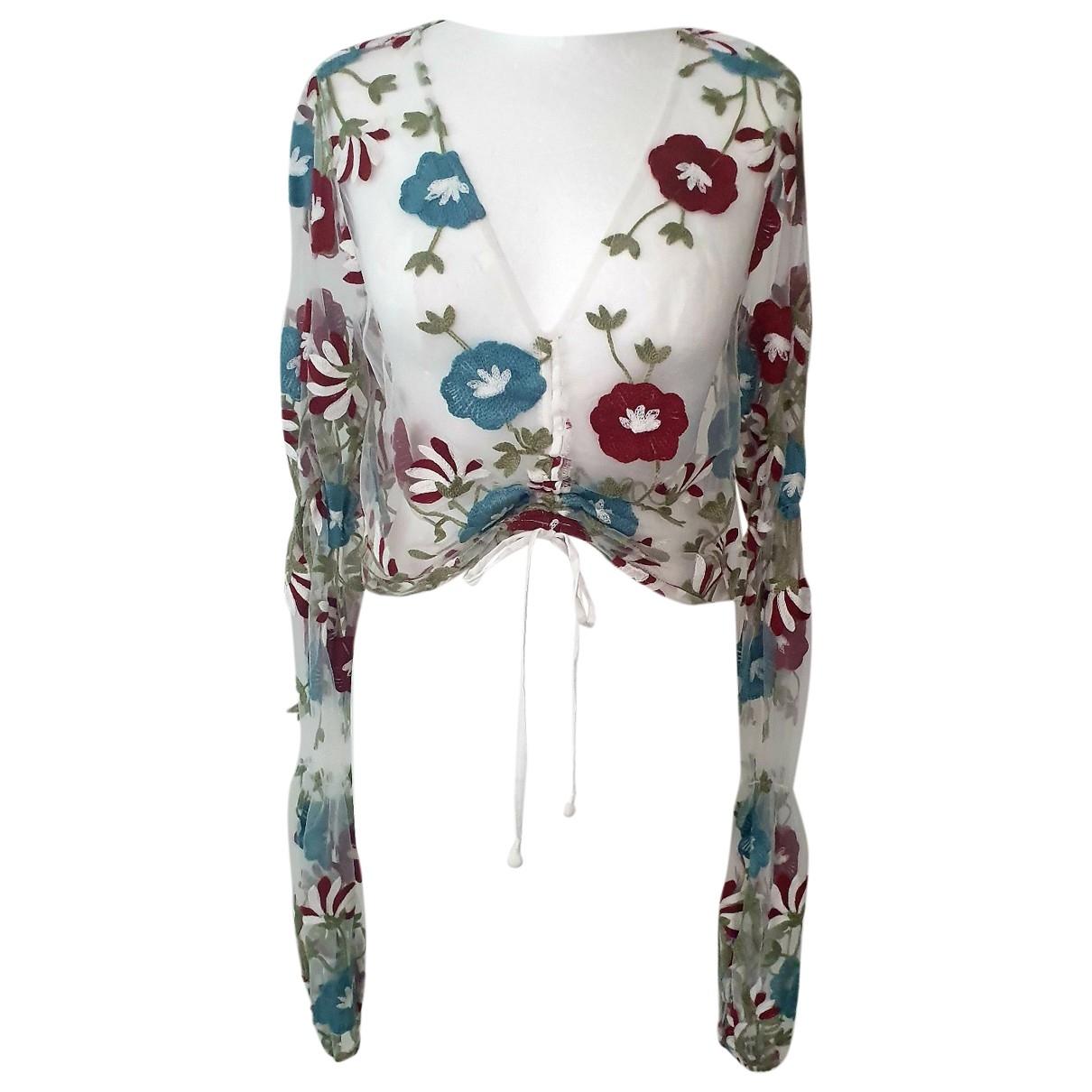 Tularosa \N Top in  Bunt Polyester