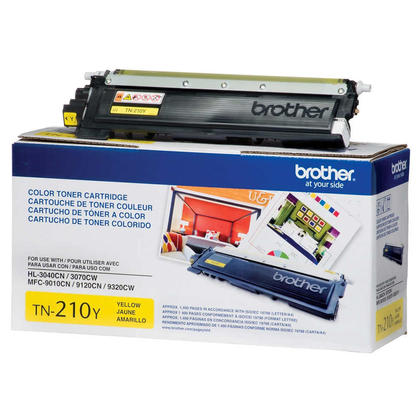Brother HL-3070CW Original Yellow Toner Cartridge