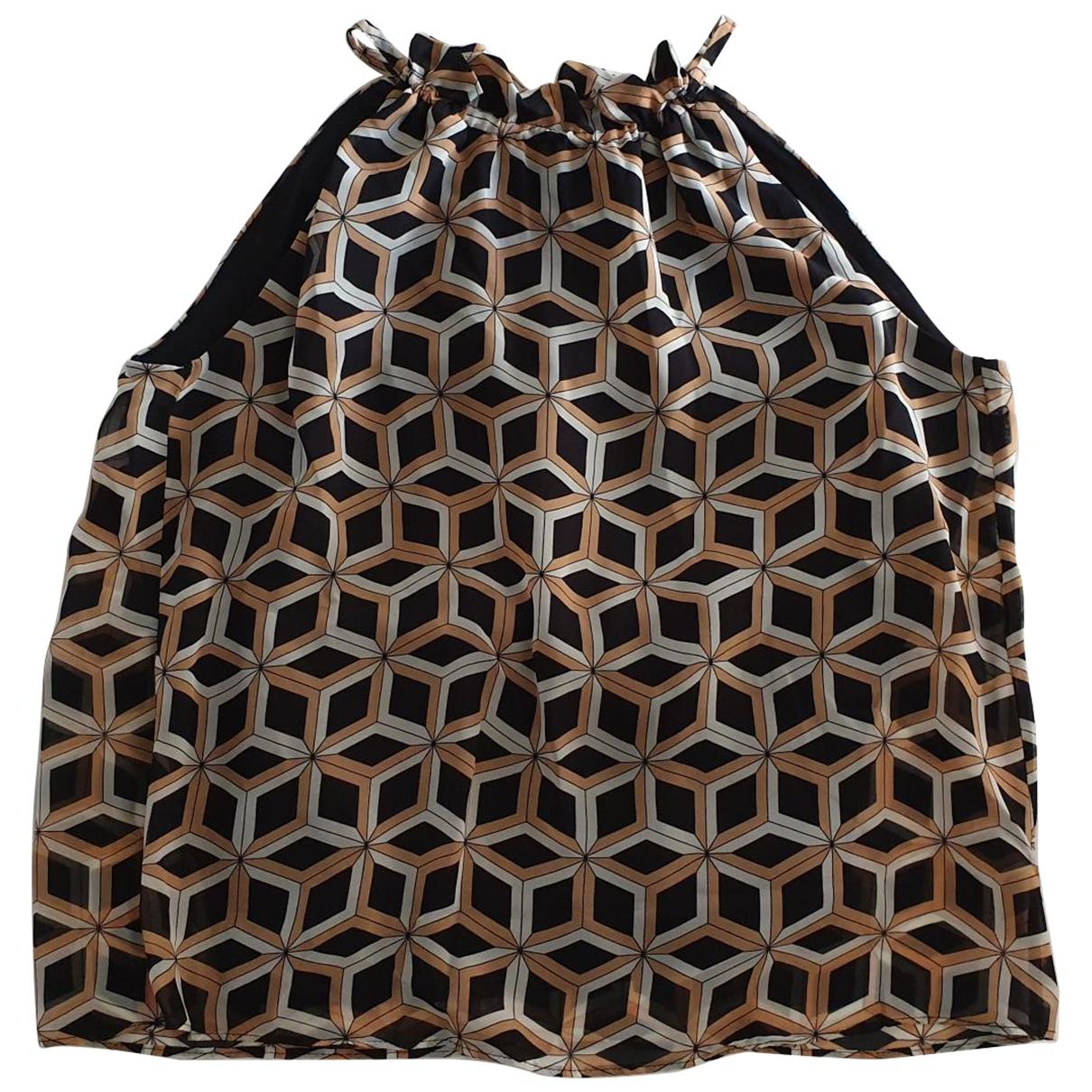 Marella \N Top in  Bunt Polyester