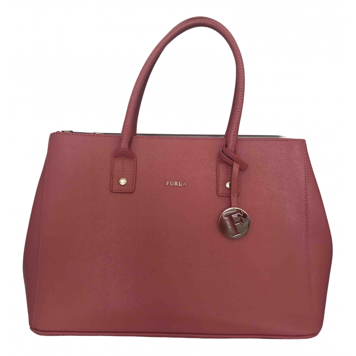 Furla \N Red Leather handbag for Women \N