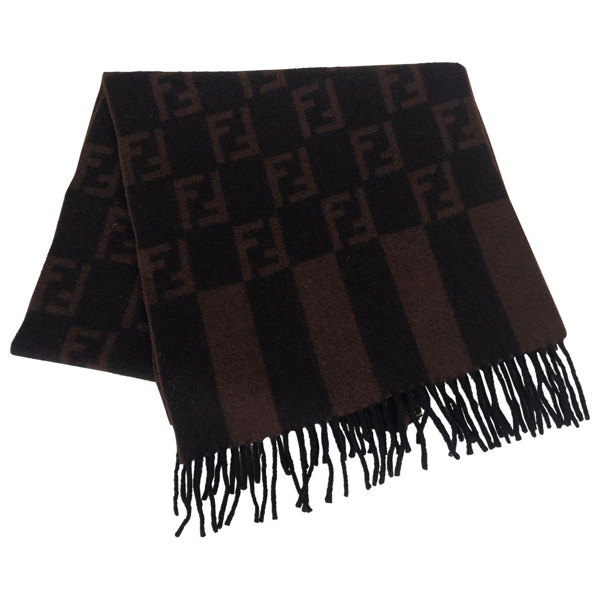 Fendi \N Wool scarf & pocket squares for Men \N