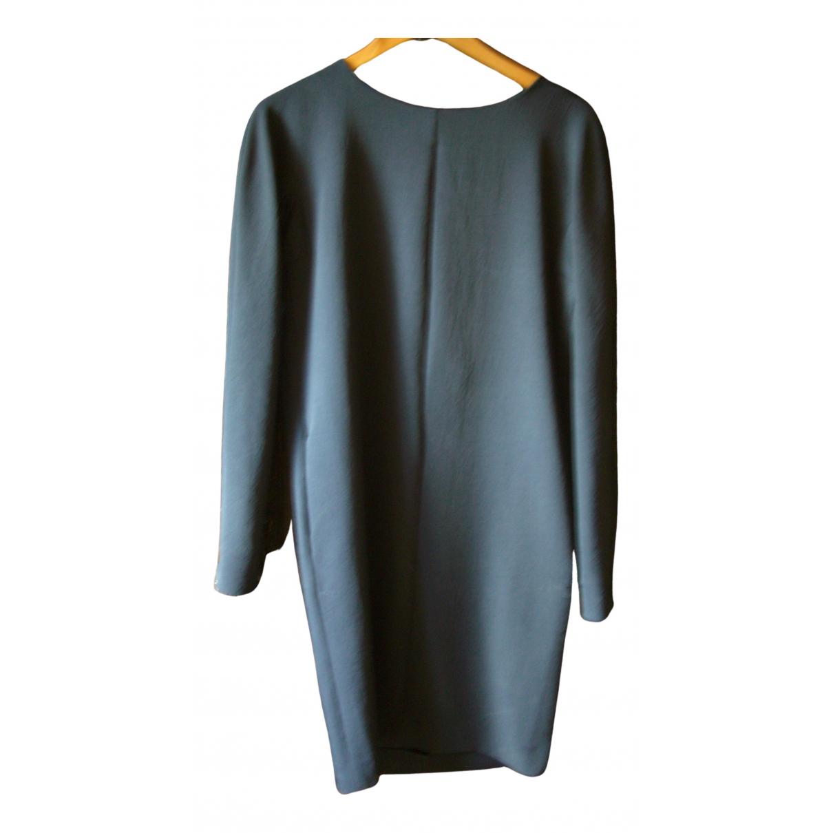 Marni \N Kleid in  Blau Polyester