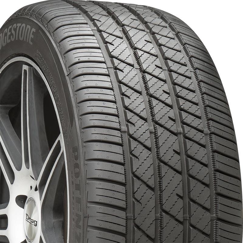 Bridgestone 000125 Potenza RE980 A/S Tire 245/40 R17 91W SL BSW