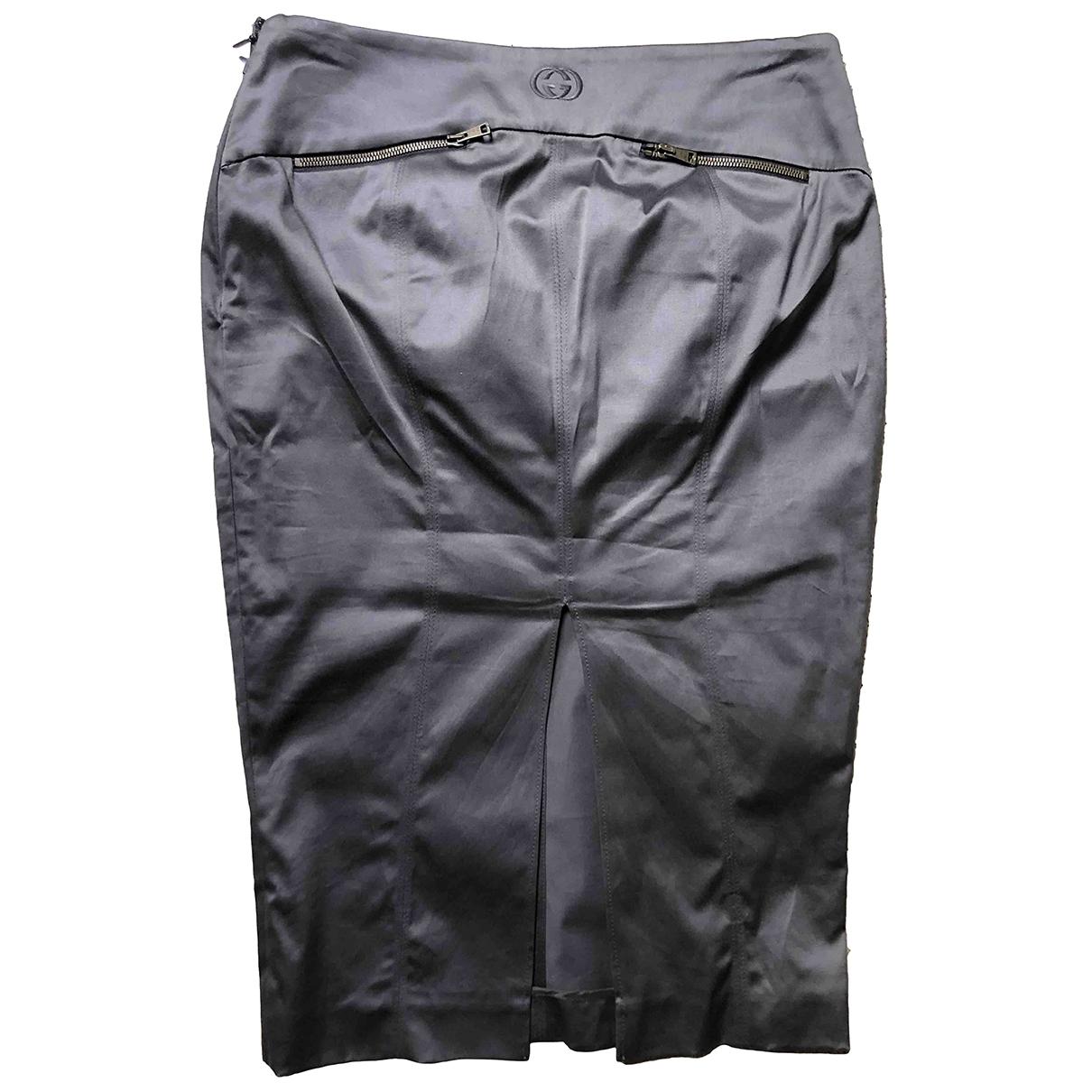 Gucci - Jupe   pour femme en coton - elasthane