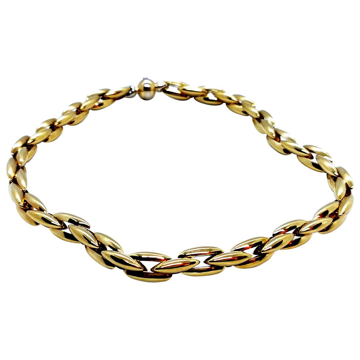 Autre Marque \N Kette in  Gold Gelbgold