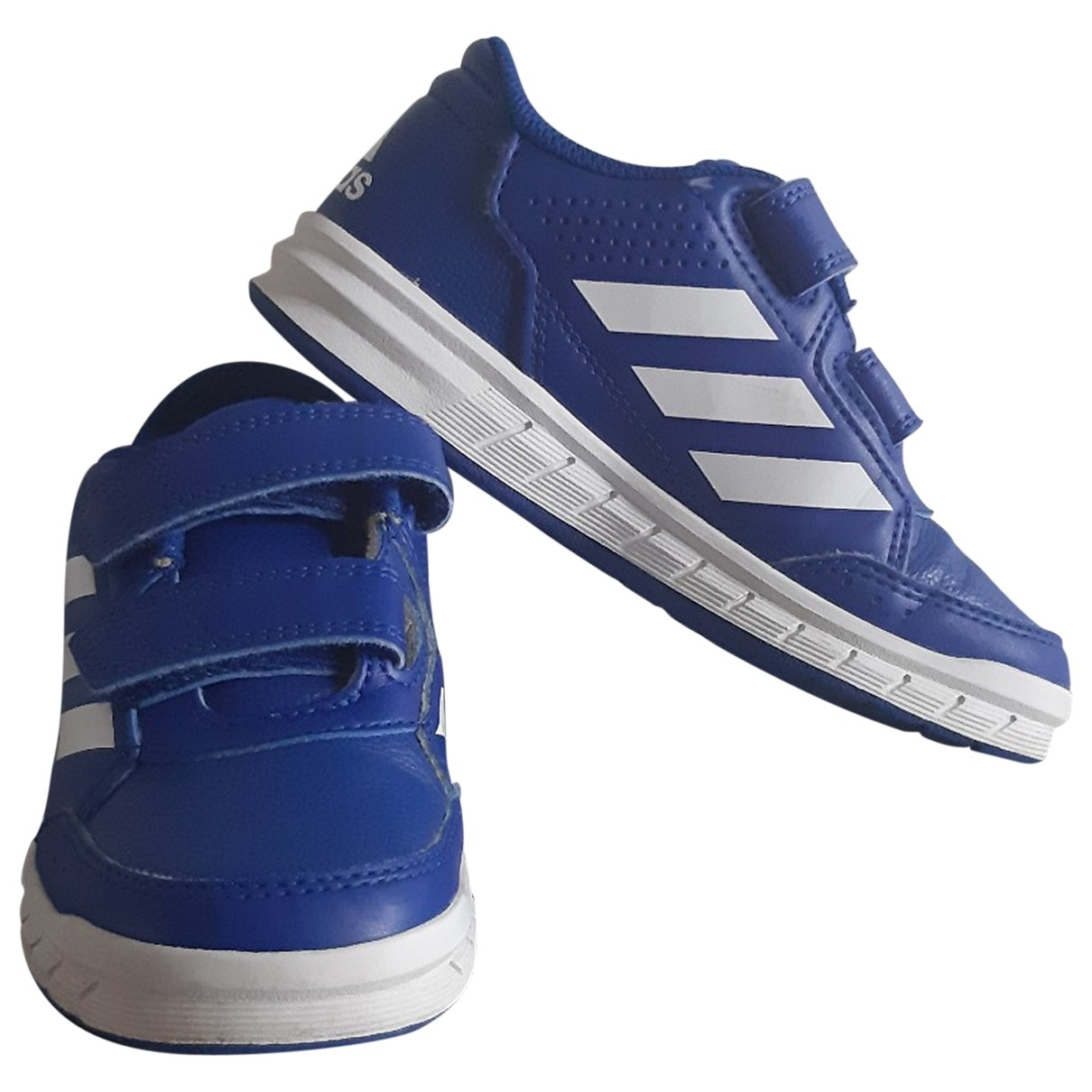 Adidas \N Blue Rubber Trainers for Kids 28 EU