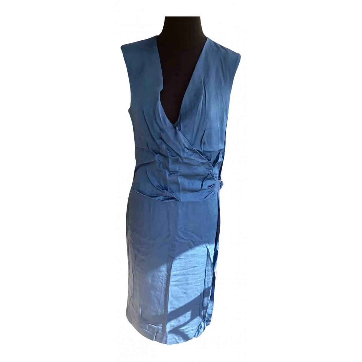 Paul Smith - Robe   pour femme - bleu