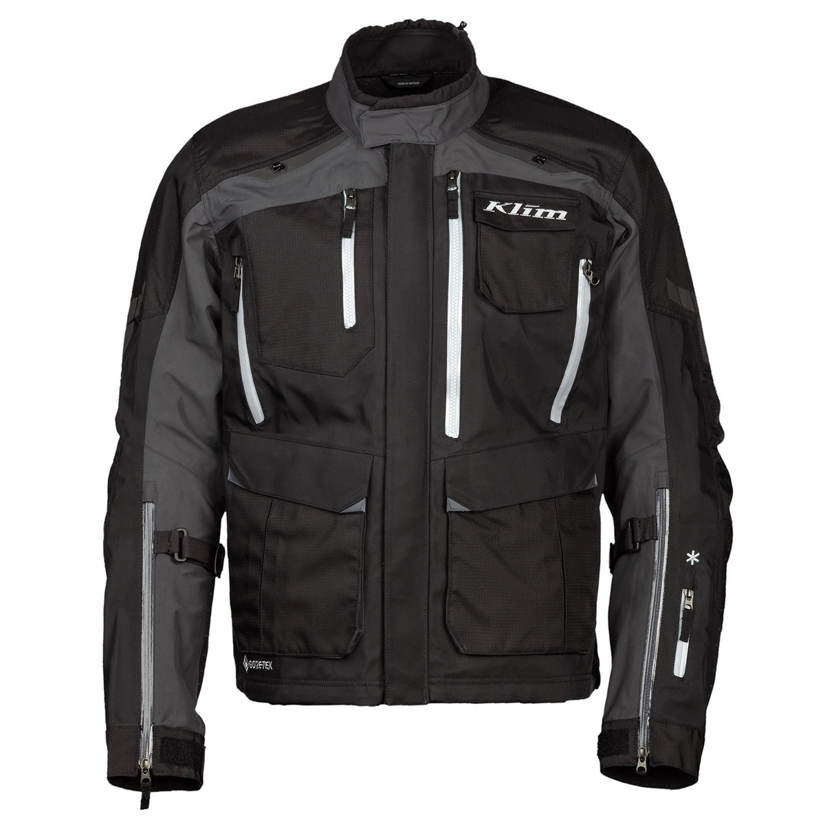 Klim Carlsbad Veste De Moto Stealth Noir XL