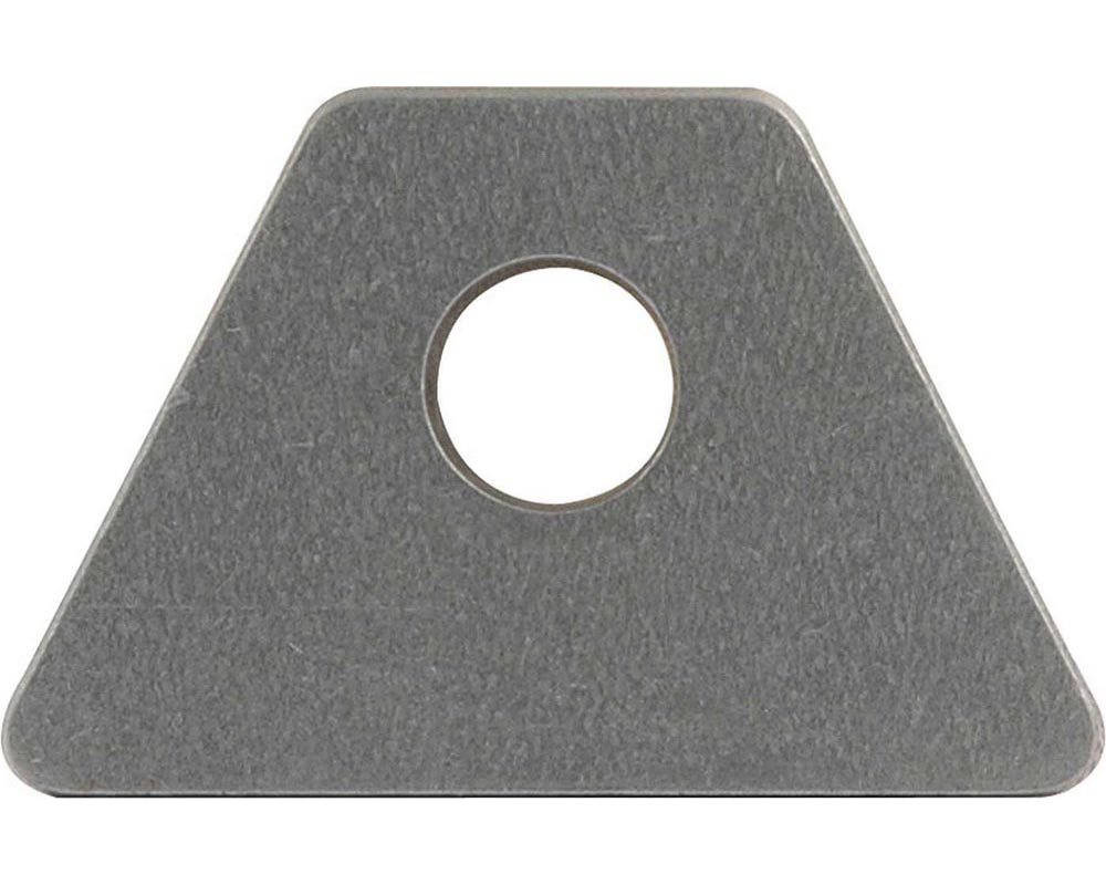 Allstar Performance ALL60018-25 3/16in Flat Tabs 25pk 1/2in Hole ALL60018-25
