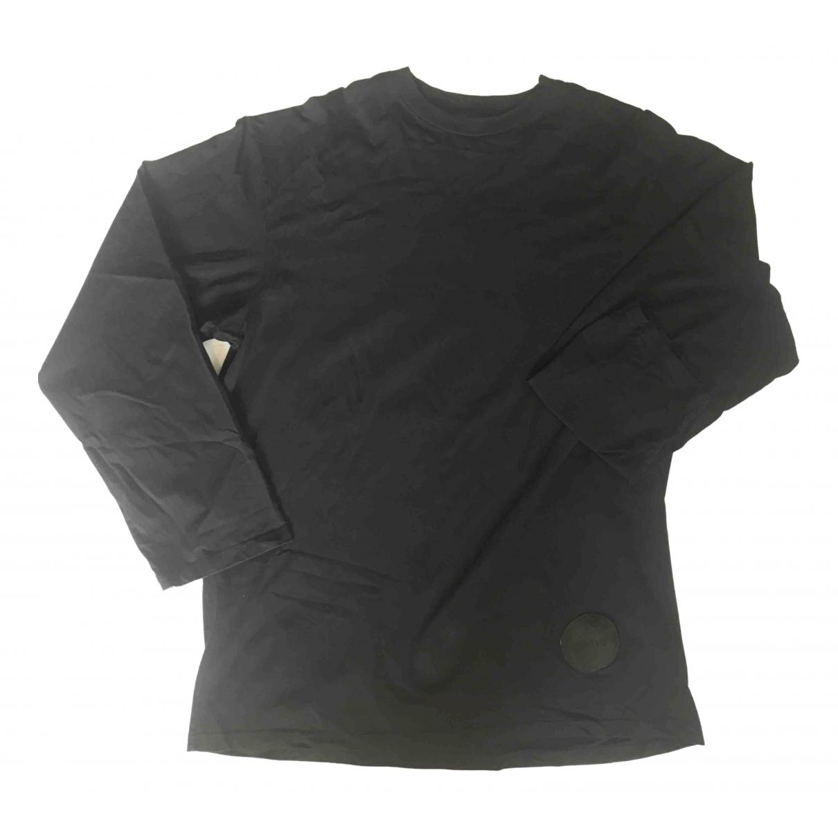 Yang Li \N Black Cotton T-shirts for Men M International