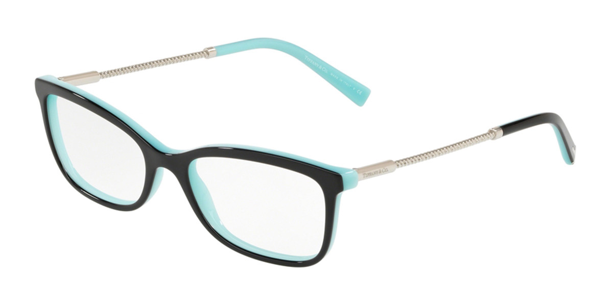 Tiffany & Co. TF2169F Asian Fit 8055 Women's Glasses Multicolor Size 53 - Free Lenses - HSA/FSA Insurance - Blue Light Block Available