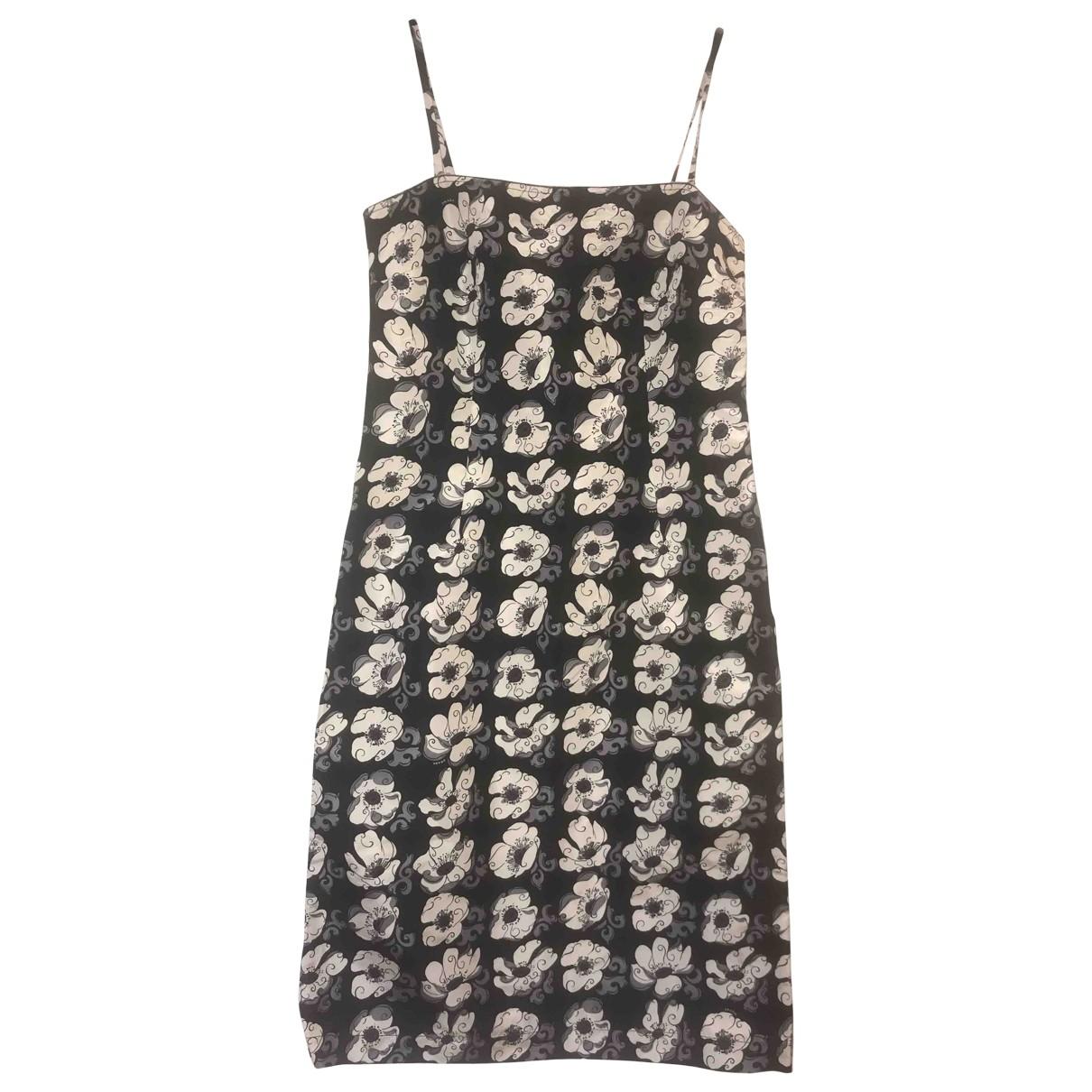 Prada \N Multicolour Silk dress for Women 40 IT