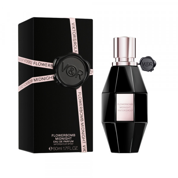 Flowerbomb Midnight - Viktor & Rolf Eau de parfum 50 ML