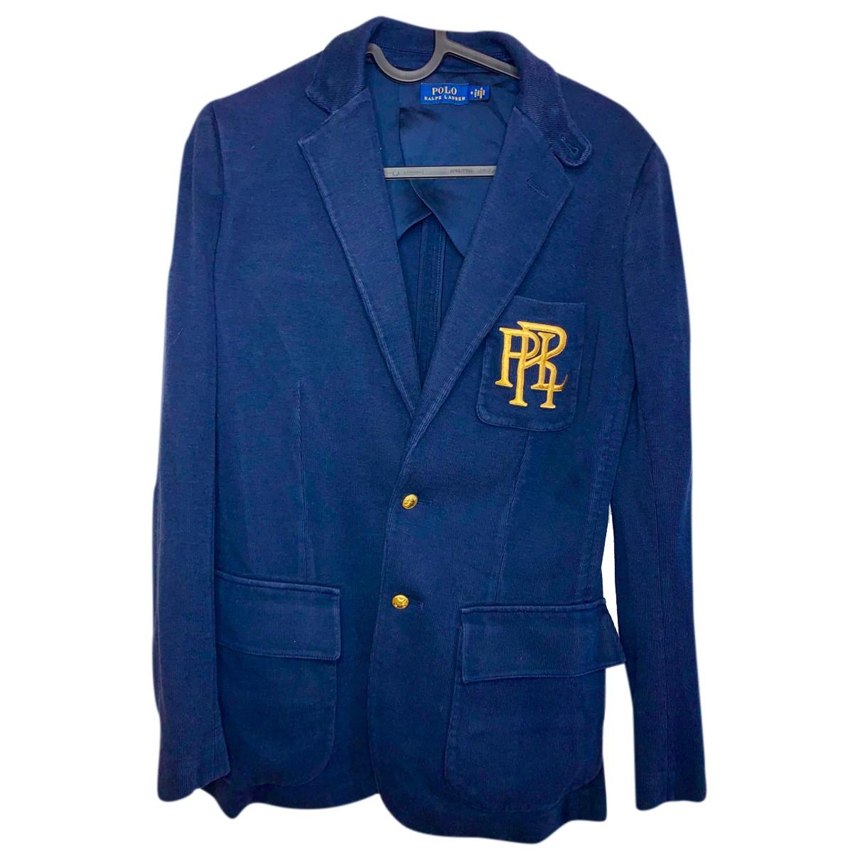 Polo Ralph Lauren - Veste   pour femme - bleu