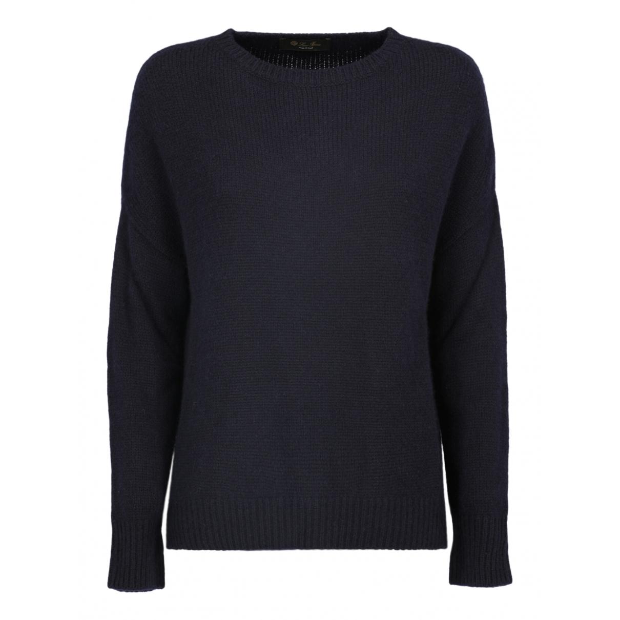 Loro Piana \N Navy Wool Knitwear for Women 40 IT