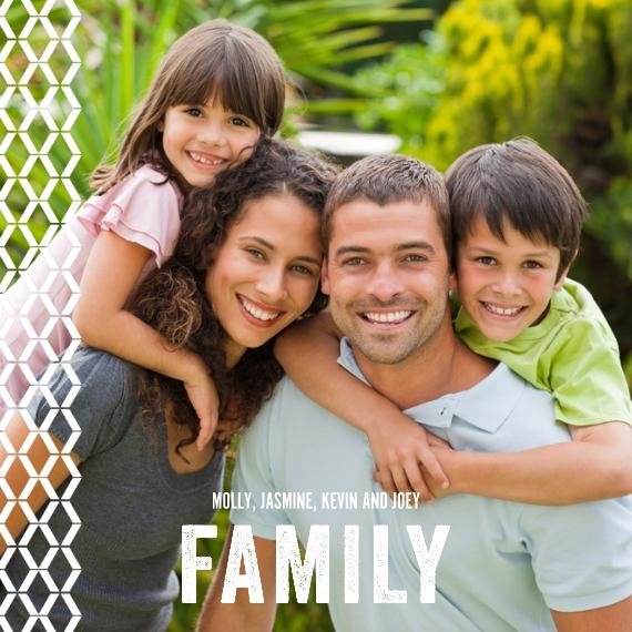 Family + Friends 12x12 Designer Print - Matte, Prints -Joey Family