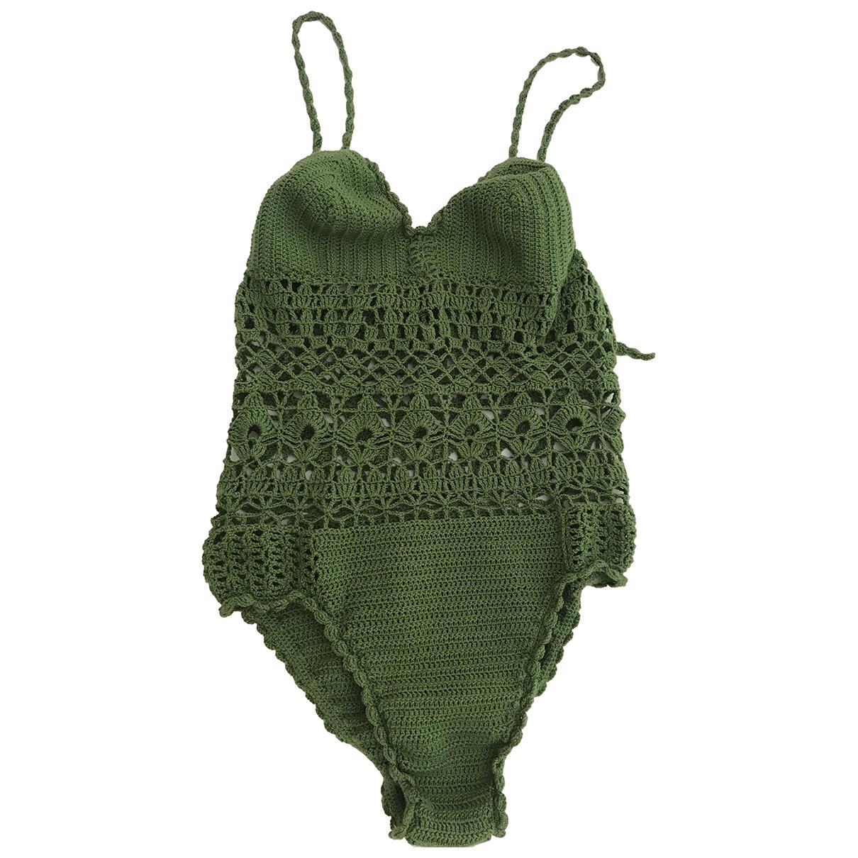 - Bain   pour femme - vert