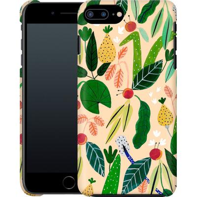 Apple iPhone 7 Plus Smartphone Huelle - Tropical Greens von Iisa Monttinen