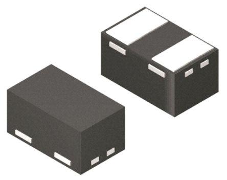 Littelfuse SP1003-01ETG, Uni-Directional TVS Diode Array, 2-Pin SOD-882 (10000)