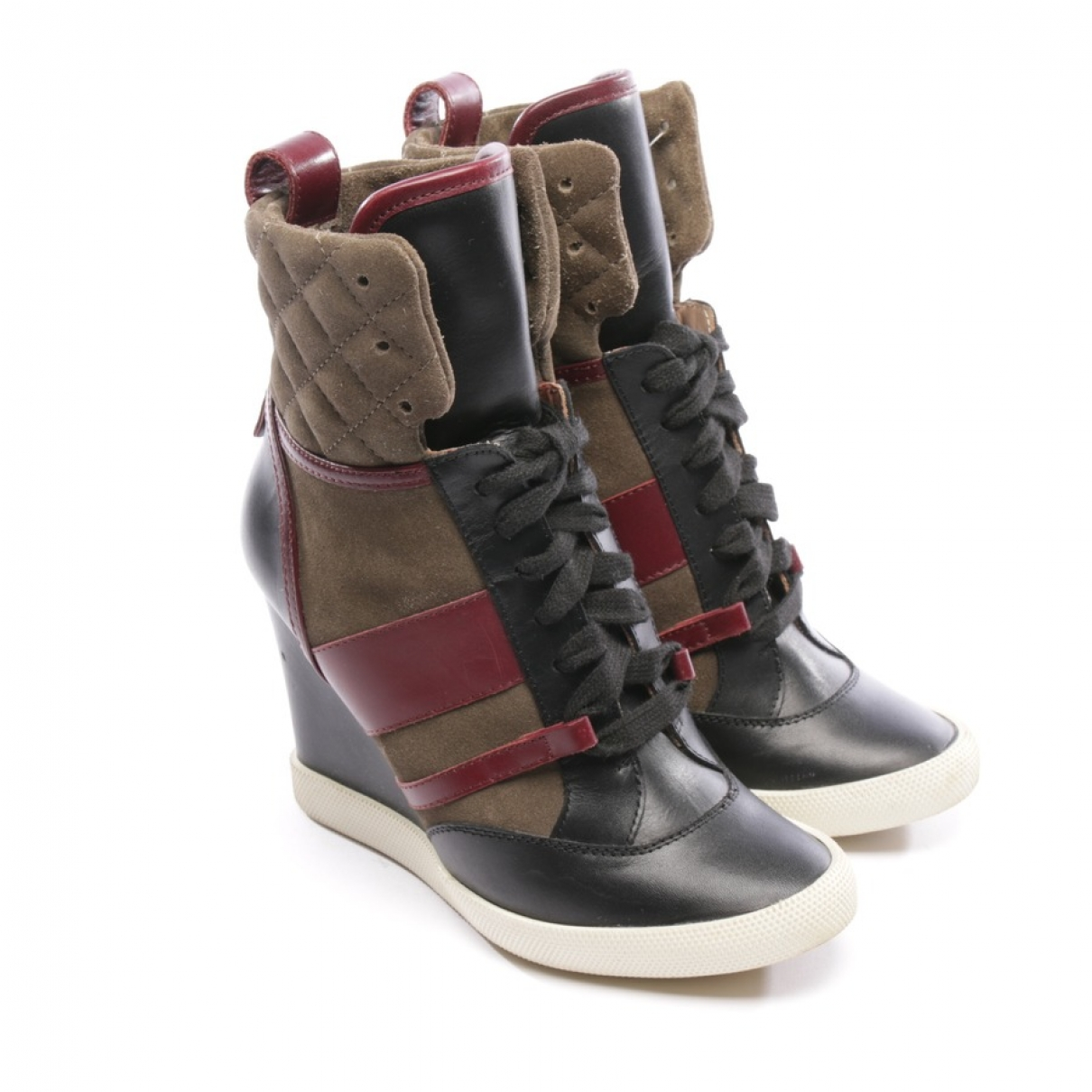 Chloe \N Sneakers in  Bunt Leder