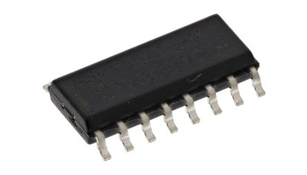 Texas Instruments AM26C31CD, 4 (RS-422)-TX Line Transmitter Differential 5 V, 16-Pin SOIC (40)