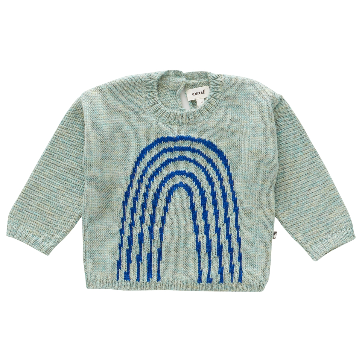 Oeuf Nyc - Pull   pour enfant en laine