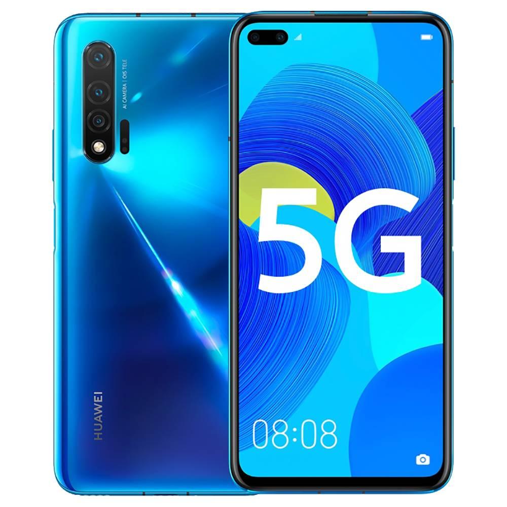 HUAWEI Nova 6 5G Smartphone 8GB 128GB Blue