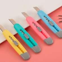 1 Stueck Zufaellige Farbe Mini Universalmesser