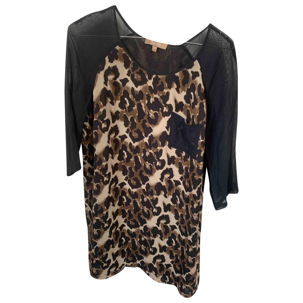 Bel Air \N Silk dress for Women 1 0-5