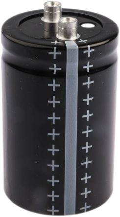 EPCOS 10000μF Electrolytic Capacitor 100V dc, Screw Mount - B41456B9109M000