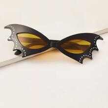 Halloween Bat Wing Design Sunglasses