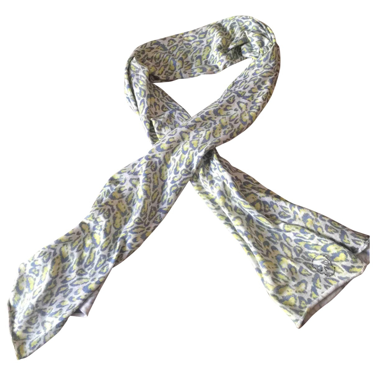 Zadig & Voltaire \N Multicolour Wool scarf for Women \N