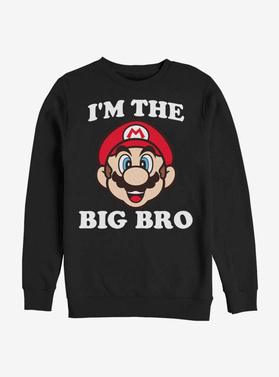 Nintendo Super Mario Big Bro Sweatshirt