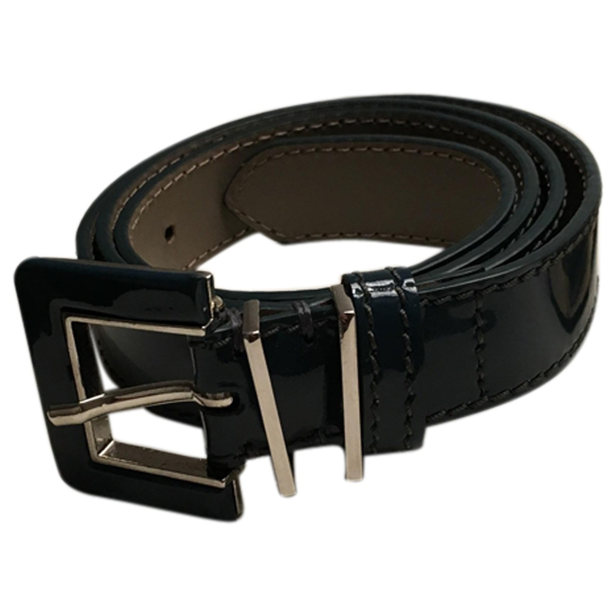 Lk Bennett \N Green Leather belt for Women M International