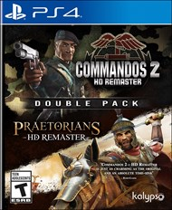 Commandos 2 & Praetorians HD Remasters