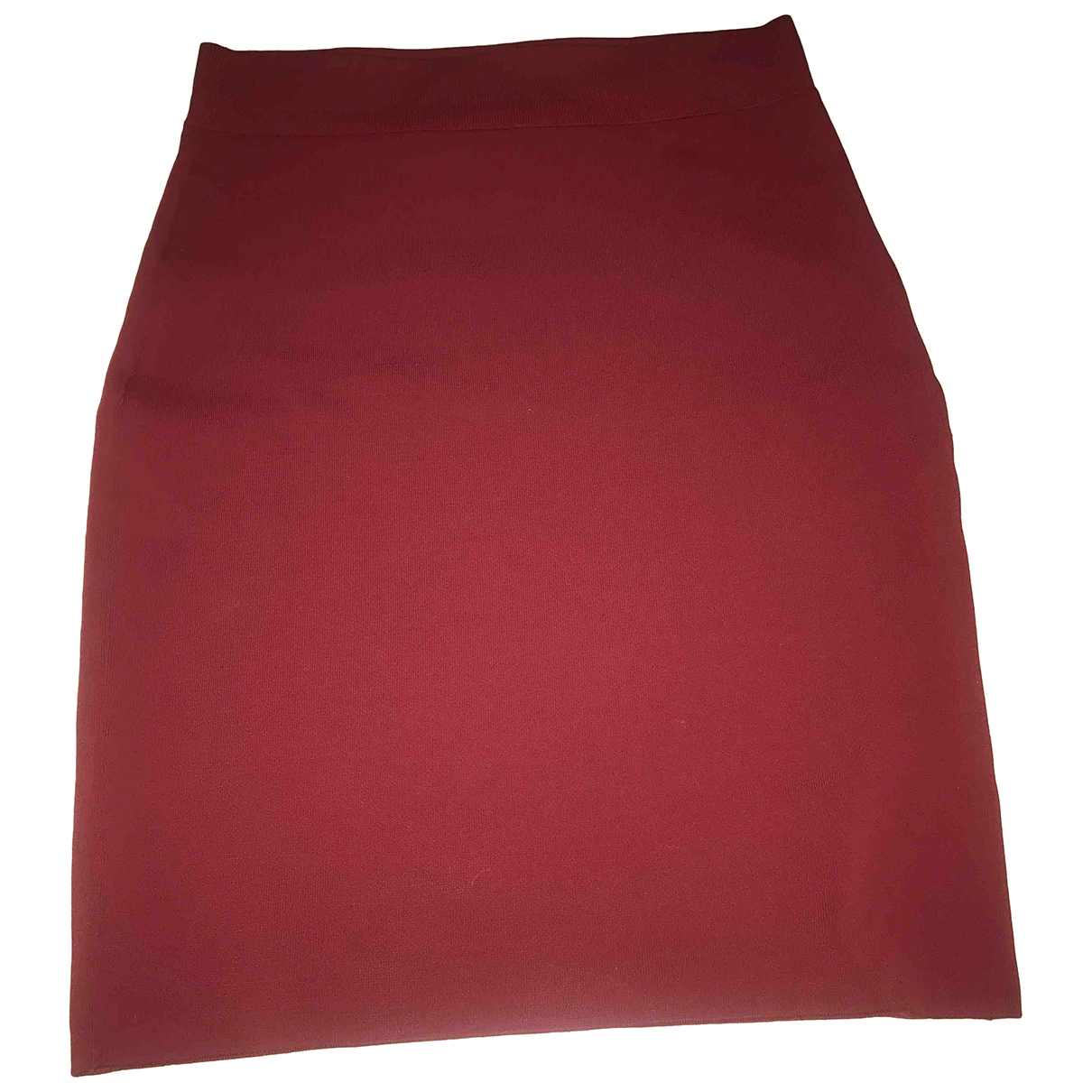 Barbara Bui \N Burgundy skirt for Women S International