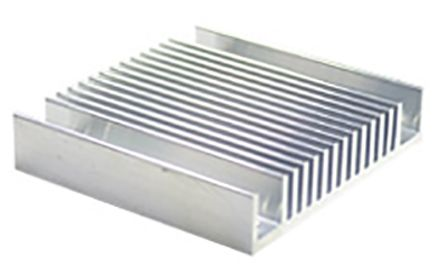 Cosel Heat Sink for use with CBS Series, DHS250 Series Power Supply, TUNS100 Series