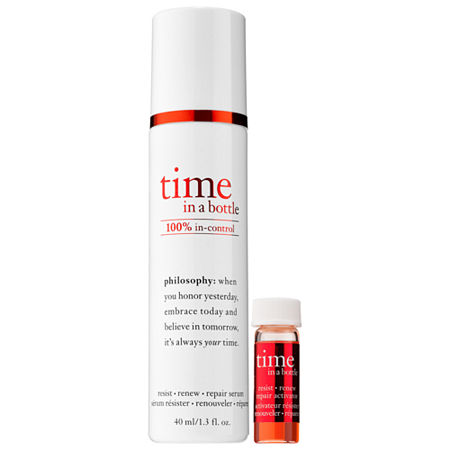 philosophy Time In A Bottle 100% In-Control, One Size , No Color Family